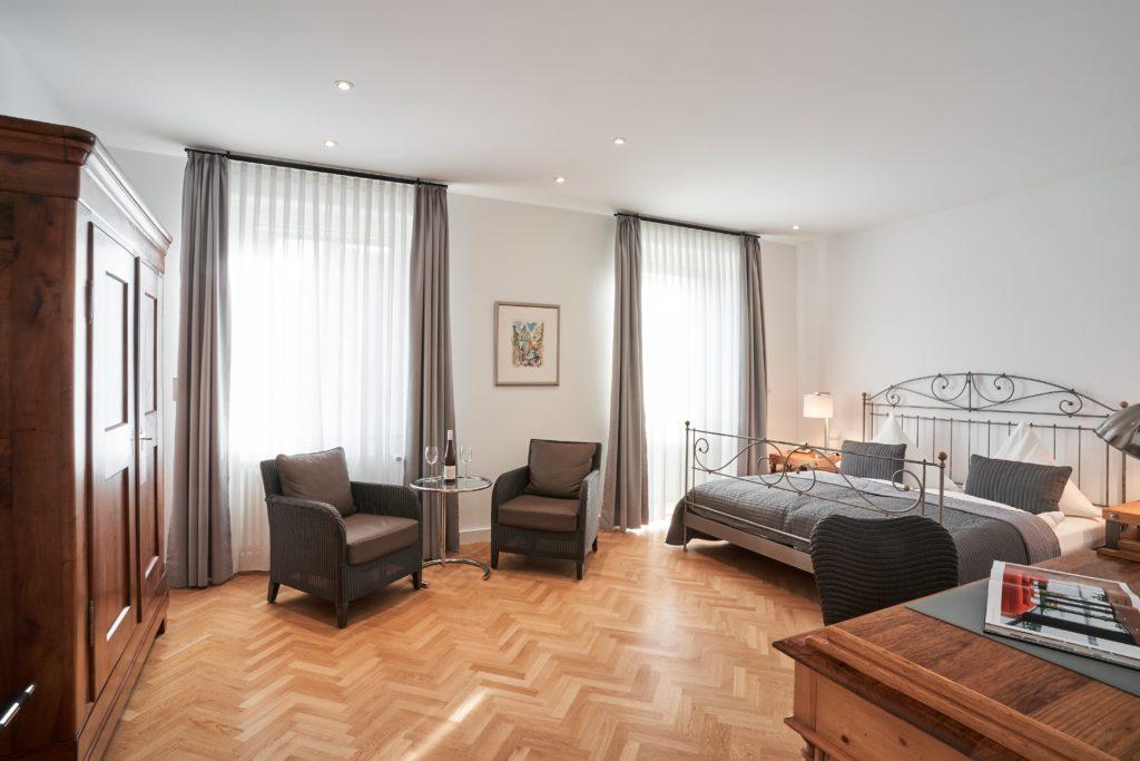 Stilvolle, geräumige Doppelzimmer in Speyer